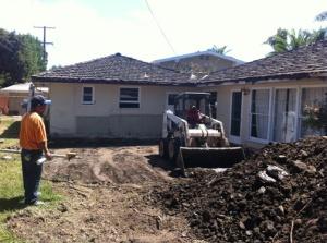 build new patio